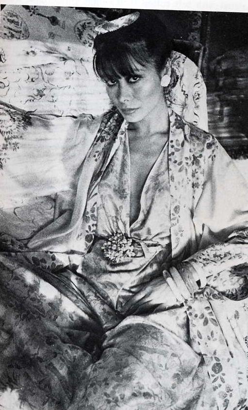 Cassandra Gava pics from the 70s Cg1