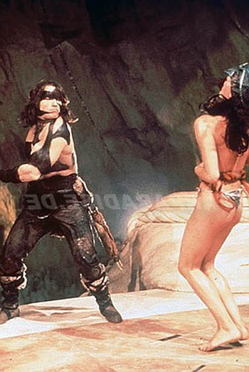 With you conan the barbarian with women