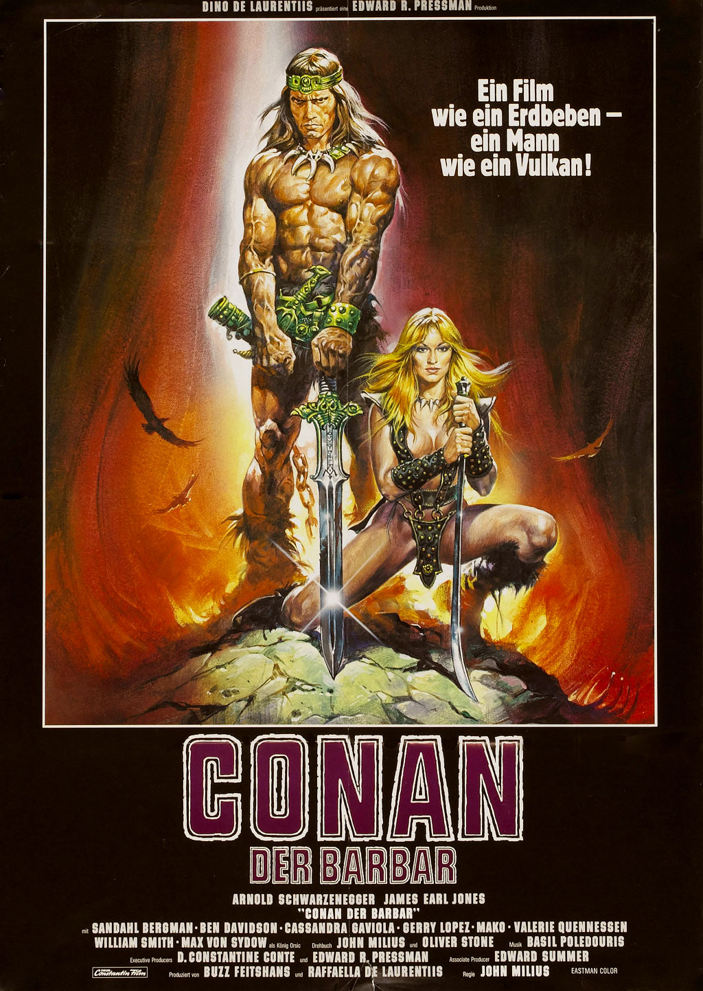 Conan the barbian sexy scene naked gallery