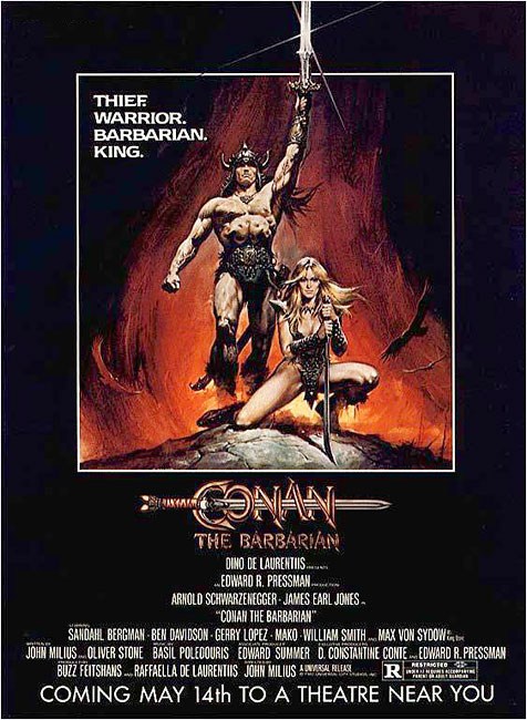 Discussion Of Conan 1982 & 84 Cut Scenes  Aff24