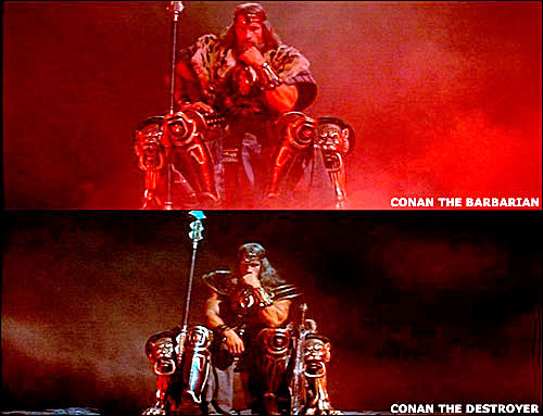 The Conan Completist - 500x383 - jpeg Conan The Destroyer Throne