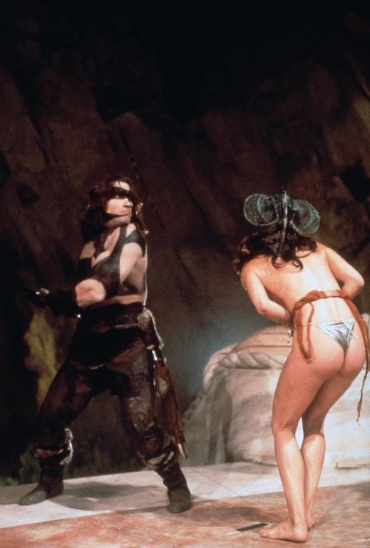 Conan the barbarian nude scenes